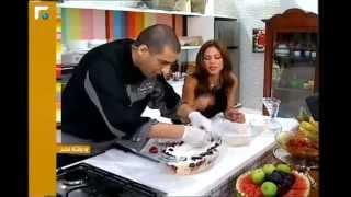 Apple And Raisin Muffins | Seasonal Fruit Trifle - Chef Chadi Zeitouni