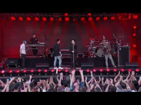 Linkin Park - Live Jimmy Kimmel 2017