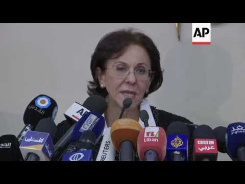 UN agency chief promoting Arab countries resigns