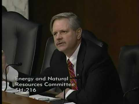 Hoeven at Hearing on Outlook of Energy and Oil Market
