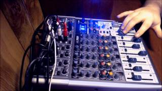 Behringer Xenxy X1204 USB Mixer Review