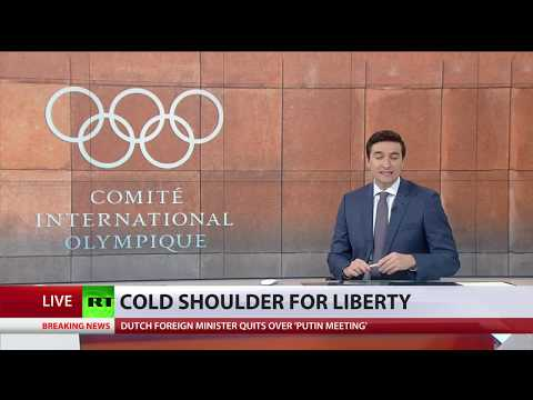 IOC allows Statue of Liberty on USA hockey helmets; Russian symbols still banned