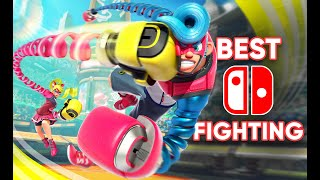 15 BEST FIGHTING Games on Nintendo Switch