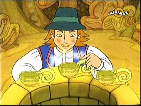 povesti din folclorul maghiar supa de piatra