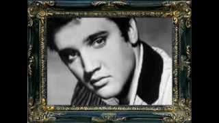 Elvis Presley-Mona Lisa+lyrics(home recording)