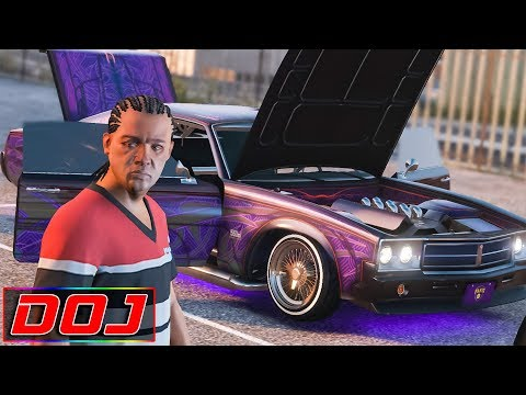 GTA 5 Roleplay - DOJ #20 - Gang Activity (Criminal)
