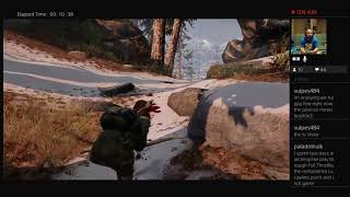 PS4 Gaming: The Last of Us Pt. 8
