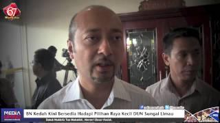 BN Kedah Kini Bersedia Hadapi Pilihan Raya Kecil DUN Sungai Limau - Mukhriz