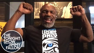 Mike Tyson Boasts He Could Beat Conor McGregor