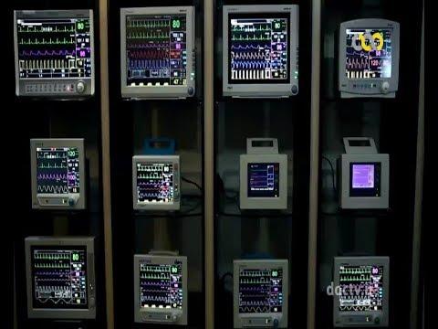 Iran Pooyandegan Rah Saadat co. made patient monitoring systems manufacturer