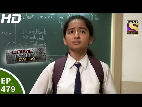 Thumbnail: Crime Patrol Dial 100 - क्राइम पेट्रोल - Ep 479 - Nagpur Double Murder - 22nd May, 2017
