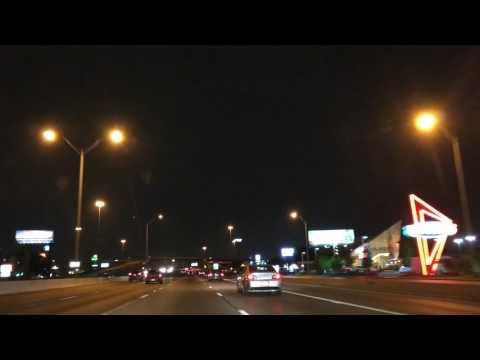 E2-7: I-35, Austin at Night