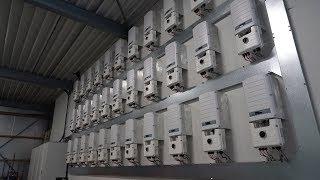 Kool van Langedijks TB&S is na plaatsing 4008 zonnepanelen serieus groen