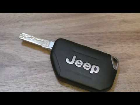 2019 Jeep Wrangler Key Fob Battery