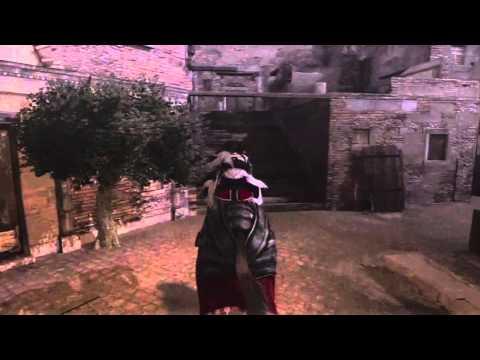 Assassin's Creed Brotherhood GamesCom Demo  