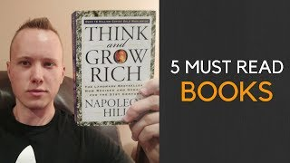 The Top 5 Books EVERY Entrepreneur Must Read