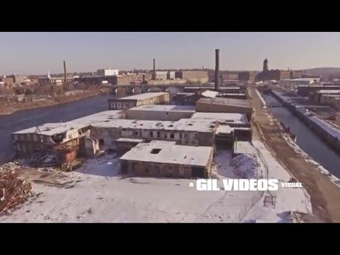 Lawrence Ma Aerial Video January 2016 Flying Over Various Landmarks