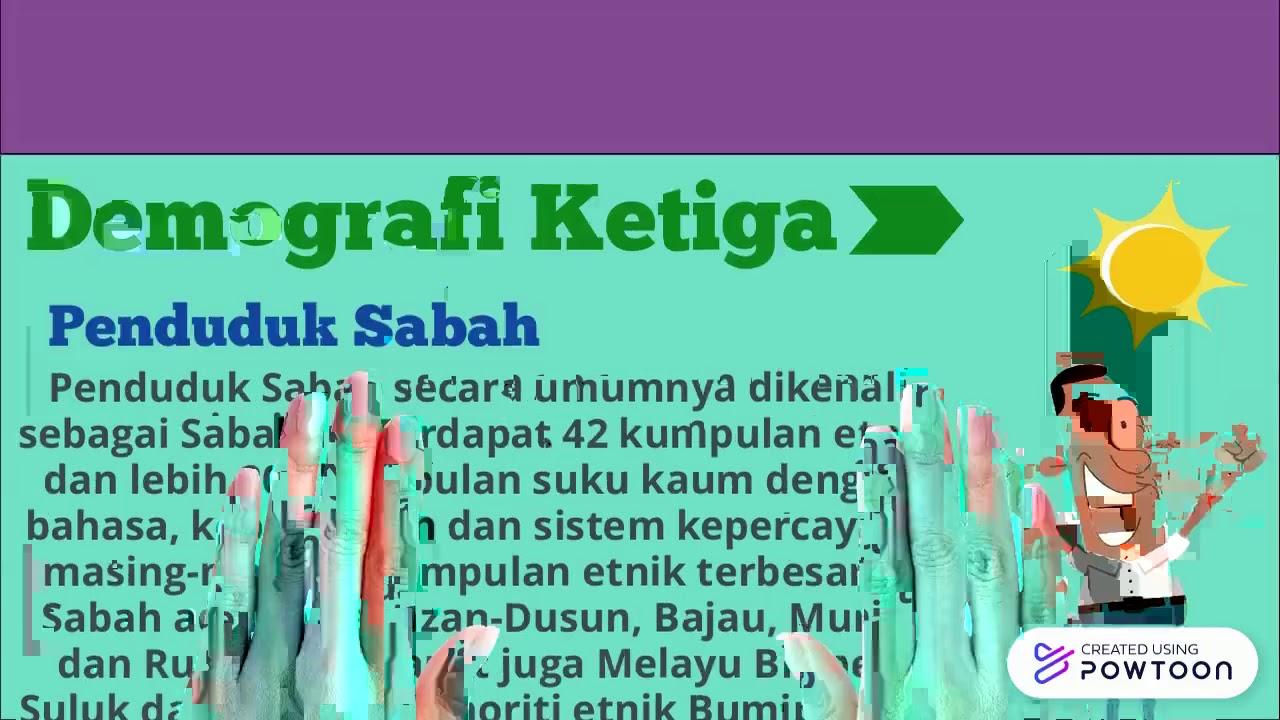 Apakah Kaum Terbesar Di Sabah