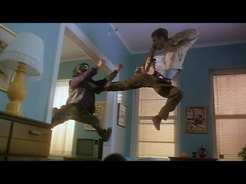 "Download Gary Daniels fight scenes ""Bloodmoon""(fist fights) martial arts archive Chuck Jeffreys"