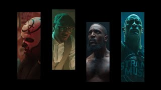 Tech N9ne  Face Off (feat. Joey Cool, King Iso & Dwayne Johnson) | Official Music Video