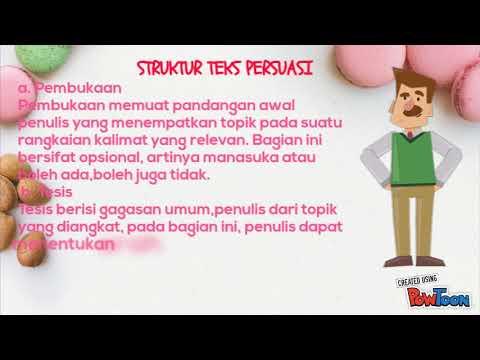 Teks Persuasi Umi Habibah Viii It 2 Youtube
