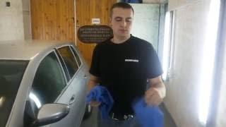 Как правильно наносить АНТИДОЖДЬ на стекла своего автомобиля