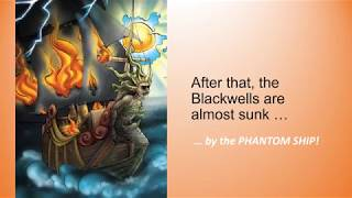 Blackwells and the Briny Deep, Book Trailer