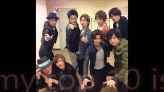 this is my top 21 beautifull tenimyu boys.
