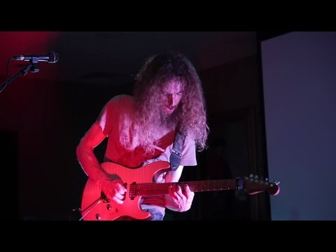 """The Aristocrats - Waves - """"Guthrie Govan"""" HD Live 2014"""