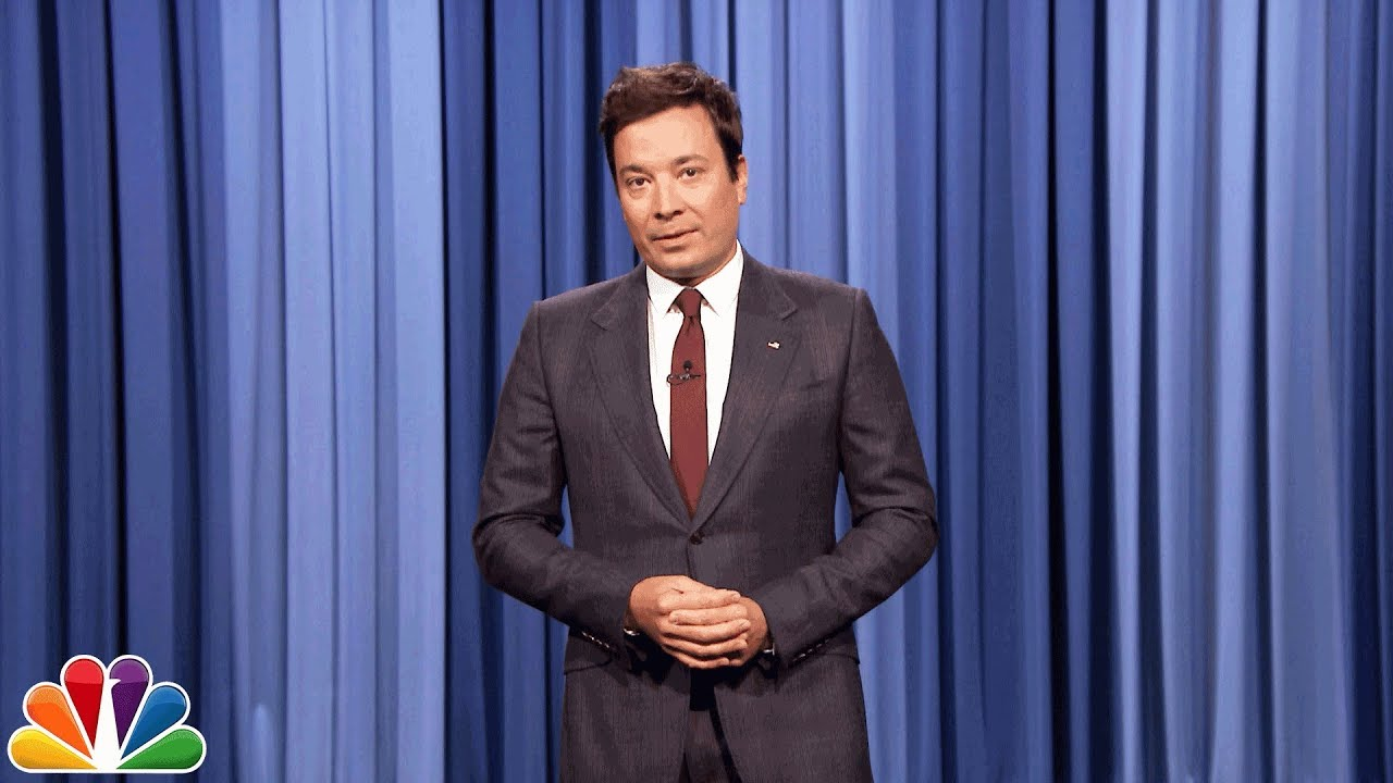 Jimmy Fallon Addresses The Events In Charlottesville Youtube