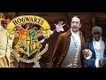 Sorting the Hamilton Characters into Hogwarts houses