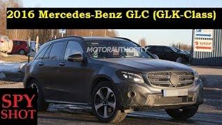 2016 Mercedes-Benz GLC (GLK-Class) Complete Photos Spy Shot !(, 2015-03-18T15:58:55.000Z)