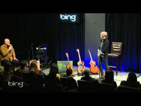 Brandi Carlile - Interview (Bing Lounge)