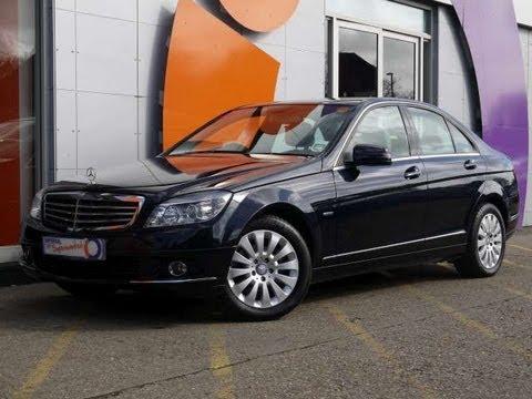 Mercedes For Sale >> 2009 Mercedes-Benz C180 Kompressor blueEFFICIENCY Elegance ...