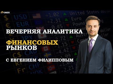 23.01.2019. Вечерний обзор финансовых рынков