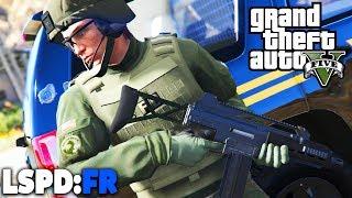 GTA 5 LSPD:FR - FIB Spezialeinheit! SWAT - Deutsch - Polizei Mod #62 Grand Theft Auto V