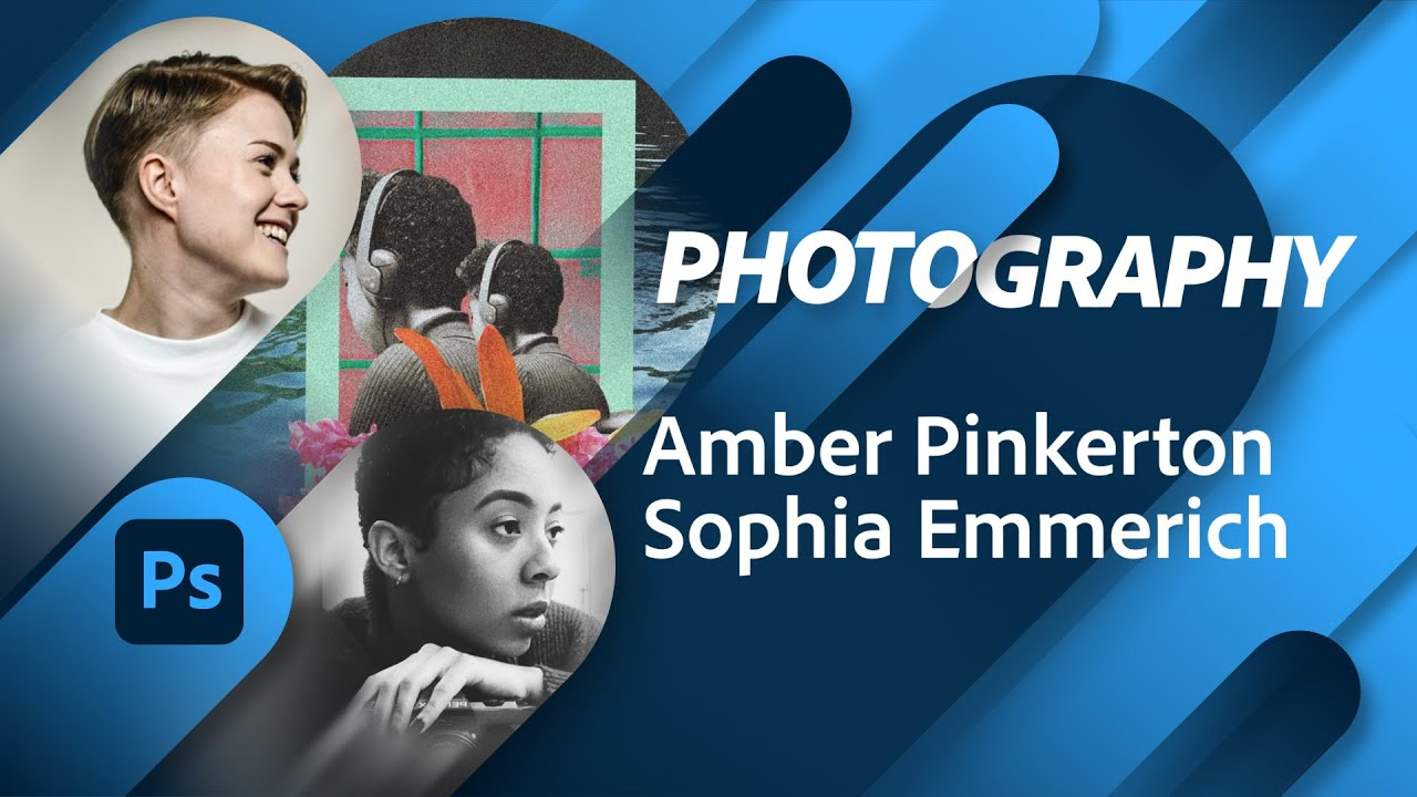 Photography with Amber Pinkerton | Adobe Live