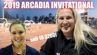 thanks for watching me run around an epic HS meet and relive the gl...