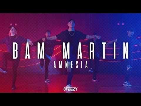 Bam Martin Choreography | Amnesia | @acehood STEEZY.CO