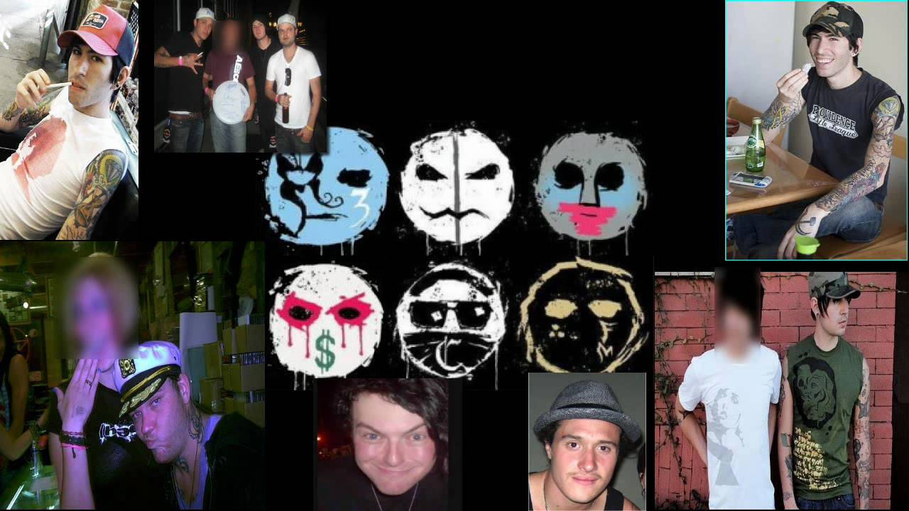 hollywood undead circles unmasked hd youtube