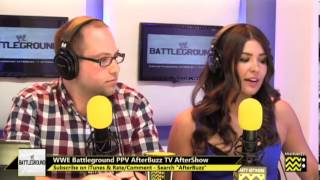 WWE's Battle Ground PPV After Show for October 6th, 2013 | AfterBuzz TV