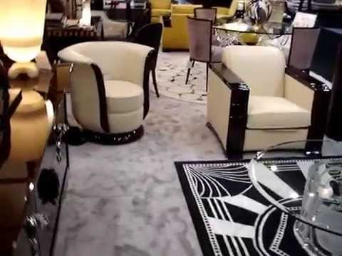 art deco furniture dubai meuble bar art d co mobilier et canap art d co paris youtube. Black Bedroom Furniture Sets. Home Design Ideas