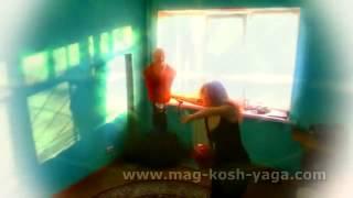 Йога для начинающих в домашних условиях смотреть