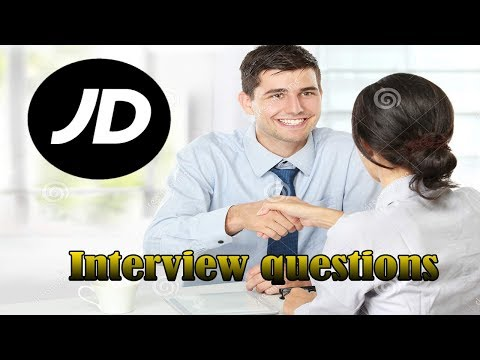I HAD AN INTERVIEW WITH JD SPORTS!!!