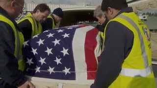 Alaska Airlines Fallen Soldier Program
