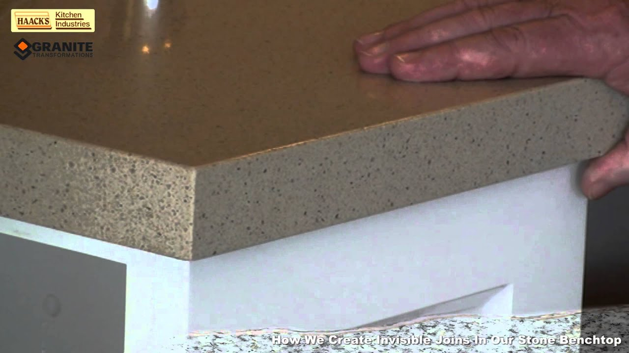 how to cut a stone benchtop