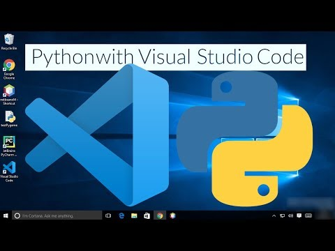 Getting Started with Python in Visual Studio Code | Python with VSCode