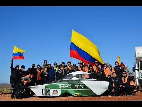 World solar challenge 2013