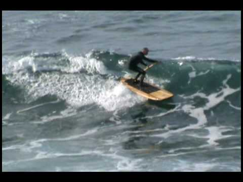 Ram Wood Surfboards - The SUP