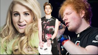 5SOS COVER-OFF: Ed Sheeran Vs. Meghan Trainor!?